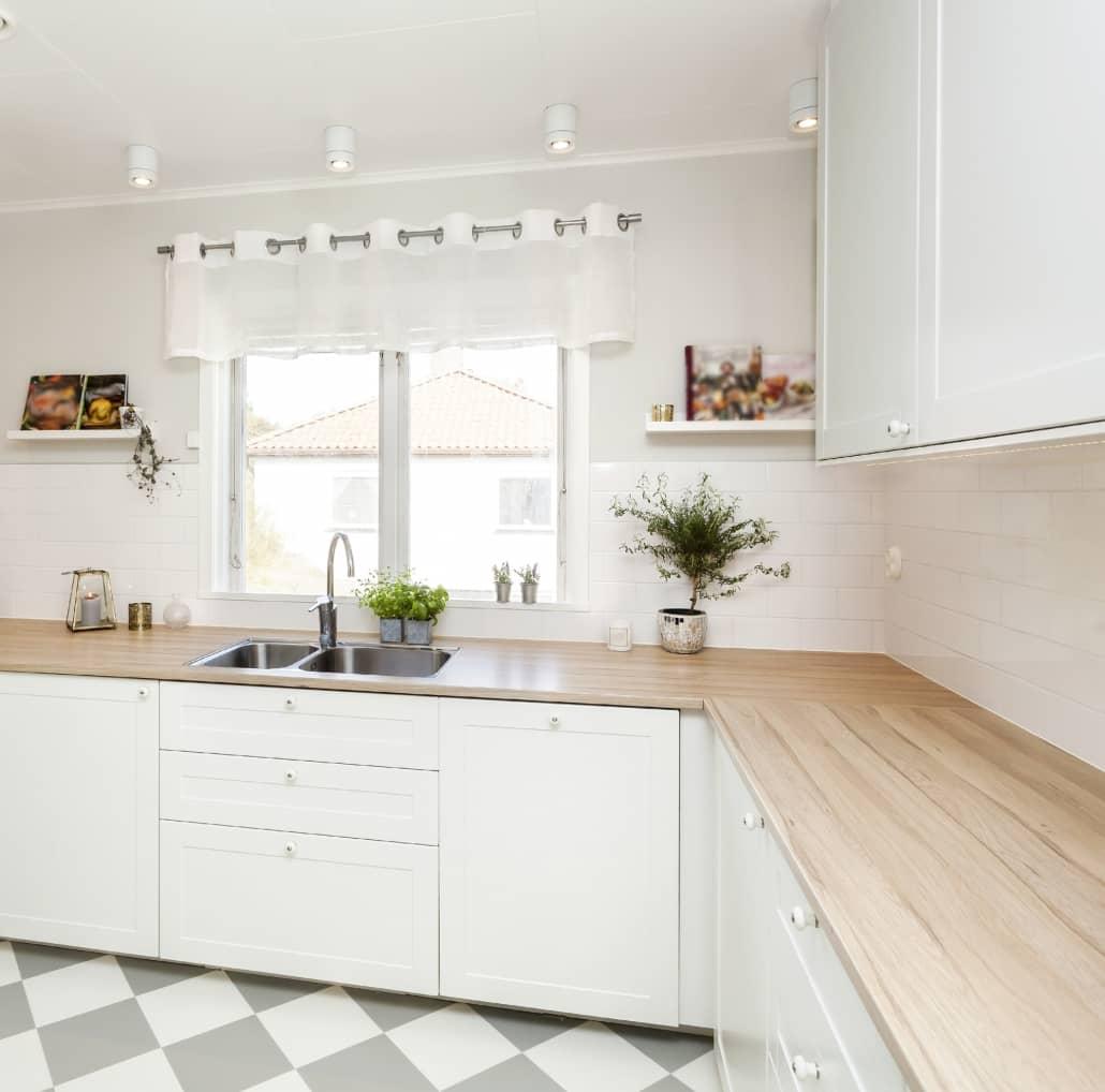 kuchnia skandynawska nowoczesna