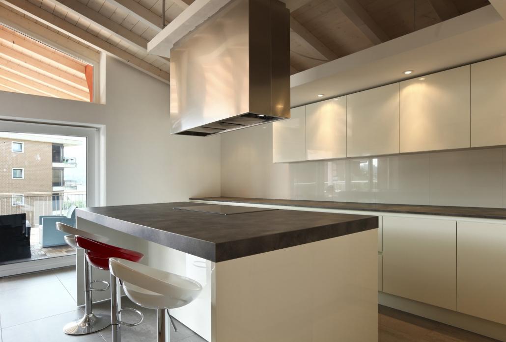 nowoczesna kuchnia drewno ibiel
