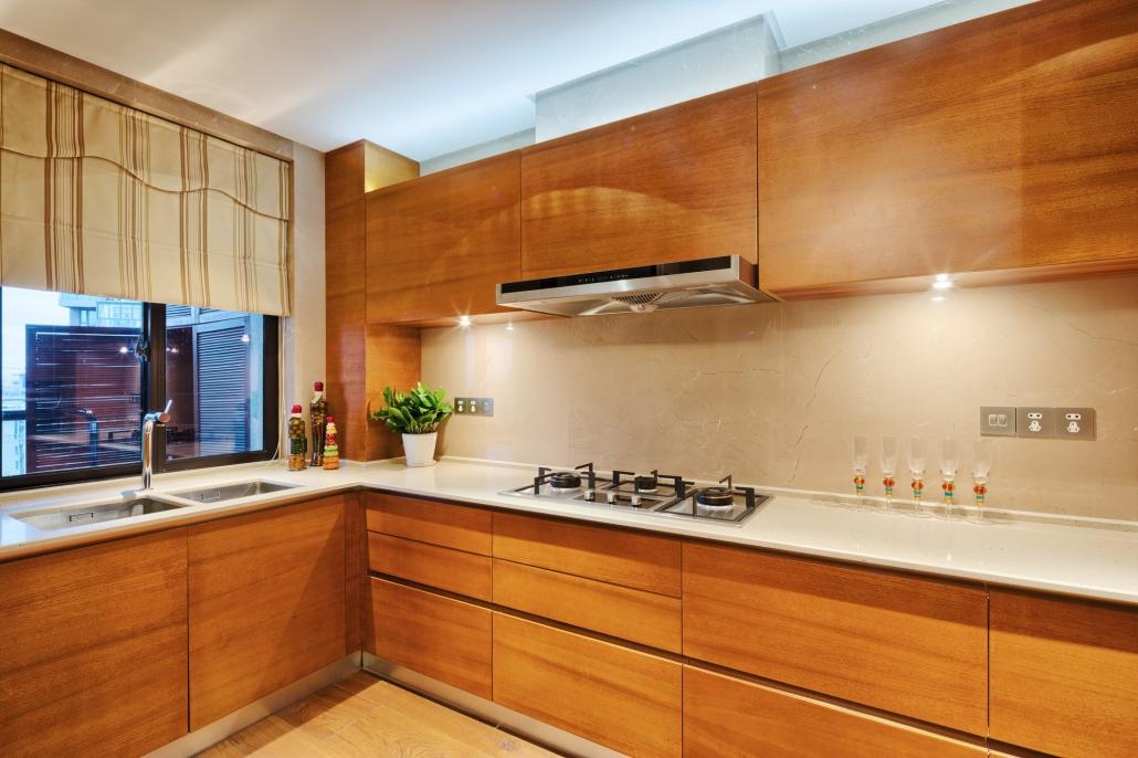 kuchnia drewniana nawymiar cennik